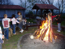 Erlebnis Volkersberg - nur für Kids von 8 - 12: ausgebucht (für Warteliste unter info@volkersberg.de melden)