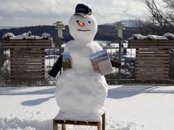 Auf ein neues Jahr: Winterferien am Volkersberg