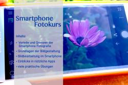 Gute Fotos mit dem Smartphone - für Senior*innen und ältere Erwachsene - ENTFÄLLT