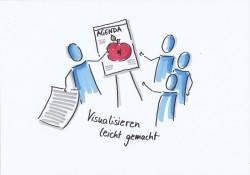 Workshop - Visualisieren leicht gemacht - AUSGEBUCHT, Warteliste möglich