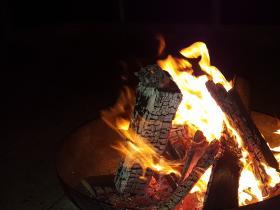 Feuerschale Schänke