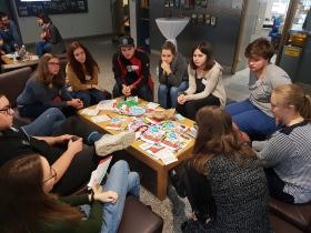 Teilnehmergruppe