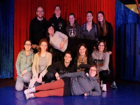 Zirkus und Hochseilgartenausbildung Zirkustrainer neu